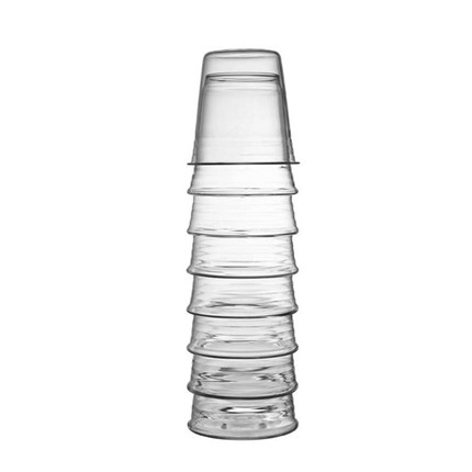 Botella multi vasos