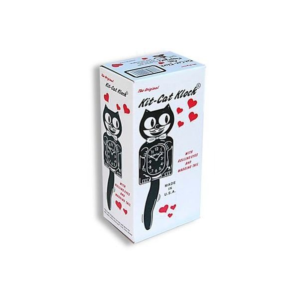 Reloj Kit-Cat Rojo (4)